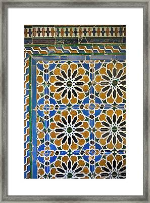 Spain, Andalucia Region, Seville Framed Print