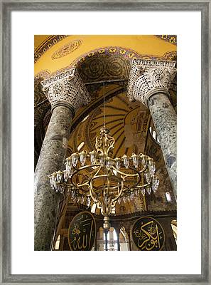 Turkey, Istanbul Framed Print
