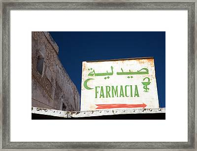Untitled Framed Print by Felipe Rodriguez
