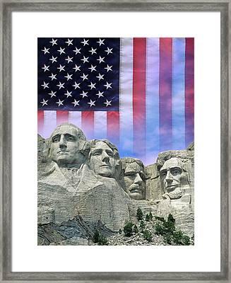 Usa, South Dakota Framed Print by Jaynes Gallery