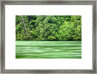 Usa, Washington, Stehekin Framed Print by Jaynes Gallery