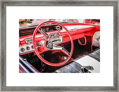 60 Buick Le Sabre Framed Print