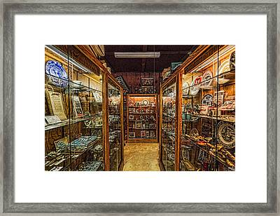Framed Print featuring the photograph 6056-213 by Lewis Mann