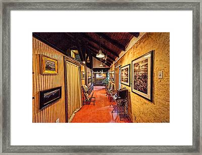 6078-213 Framed Print by Lewis Mann