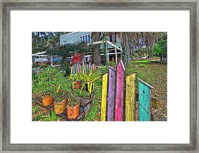 Framed Print featuring the photograph 6081-213 by Lewis Mann
