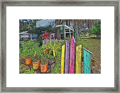 6081-213 Framed Print by Lewis Mann