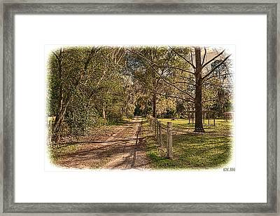 Framed Print featuring the photograph 6088-213 by Lewis Mann