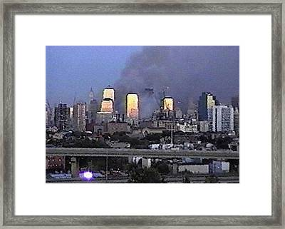 #60 Sands Of Time Framed Print