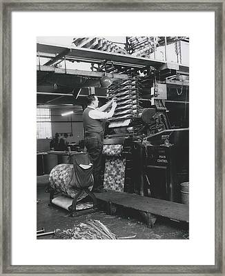 Untitled Framed Print by Retro Images Archive
