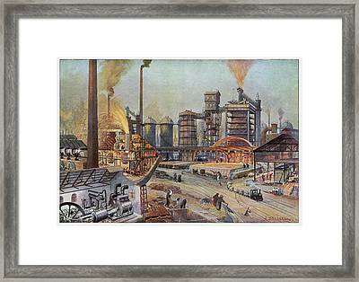 Untitled Framed Print by