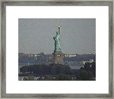 #59 Sands Of Time Framed Print