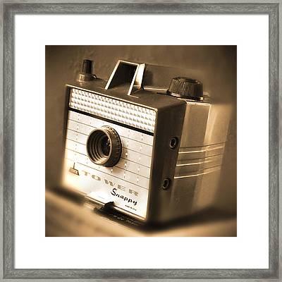 620 Camera Framed Print by Mike McGlothlen