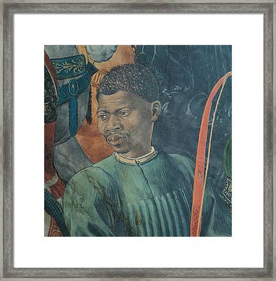 Italy, Tuscany, Florence, Palazzo Framed Print by Everett