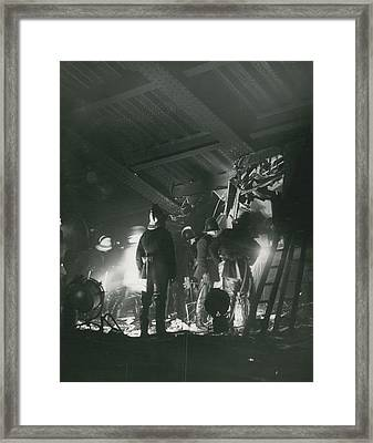 64 Killed In Lewis Ham Rail Disaster Framed Print by Retro Images Archive