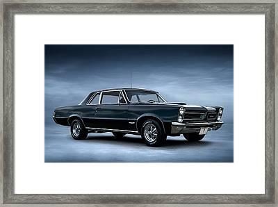'65 Gto Framed Print
