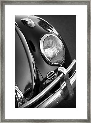 '65 Vw Beetle Framed Print by Gordon Dean II