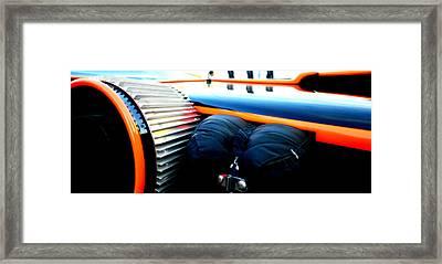 66 Batmobile 5 Framed Print