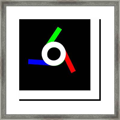 666 Framed Print by Bruce Iorio