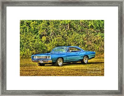 '68 Coronet Framed Print