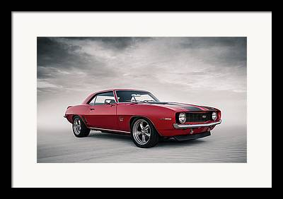Classic Muscle Car Framed Prints