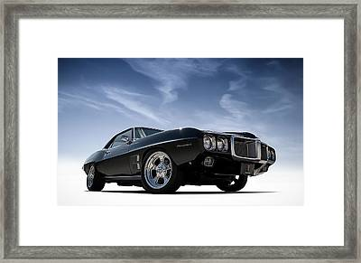 69 Firebird Framed Print