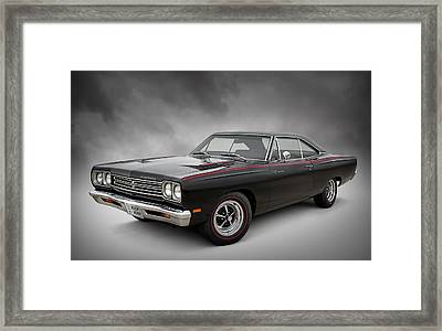 '69 Roadrunner Framed Print by Douglas Pittman