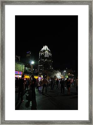 6th Framed Print by Trish Mistric