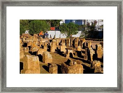 Carthage Framed Print
