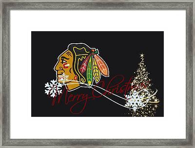 Chicago Blackhawks Framed Print