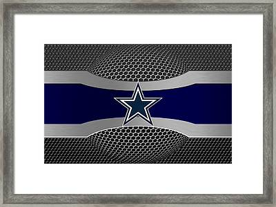 Dallas Cowboys Framed Print