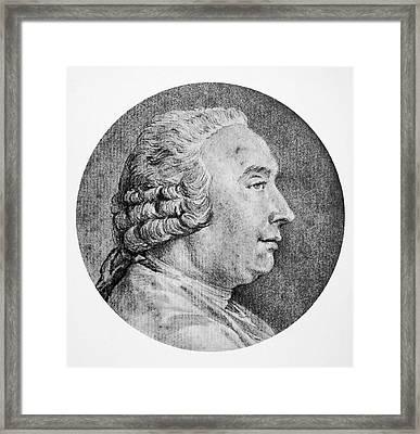 David Hume (1711-1776) Framed Print by Granger