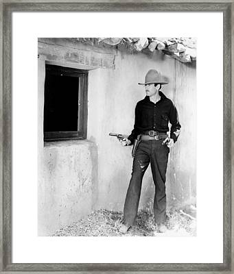Henry Fonda Framed Print by Silver Screen