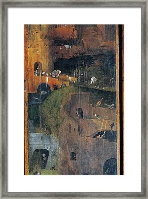Italy, Veneto, Venice, Doges Palace Framed Print by Everett