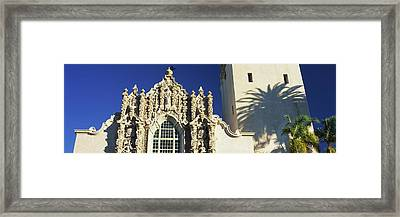 Low Angle View Of A Cathedral, St Framed Print
