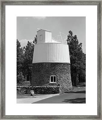 Lowell Observatory Framed Print by Granger