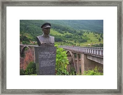 Montenegro. Durmitor National Park Framed Print