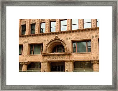 New York, Buffalo Framed Print