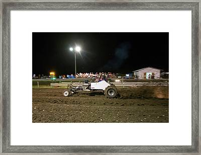 Off-road Racing Framed Print by Jim West