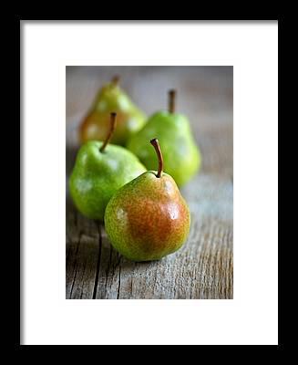 Juicy Fruit Framed Prints