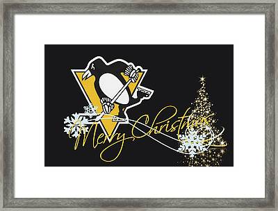 Pittsburgh Penguins Framed Print