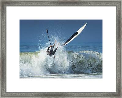 Spain, Andalusia, Cadiz, Costa De La Framed Print by Ben Welsh