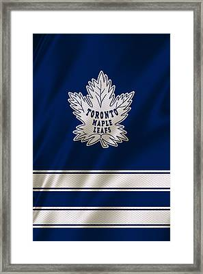 Toronto Maple Leafs Framed Print