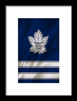 Toronto Maple Leafs Art Pixels