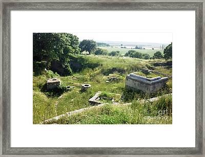 Troy Landscape Framed Print