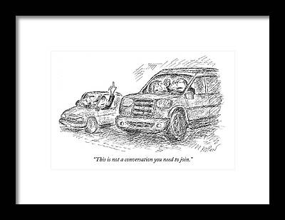 Other Automobiles Framed Prints