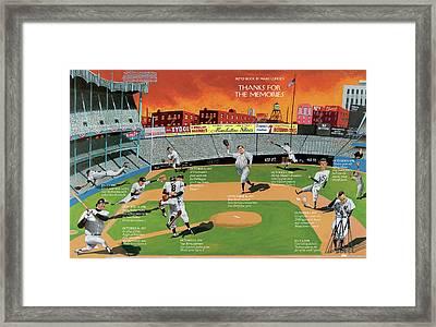 New Yorker September 22nd, 2008 Framed Print