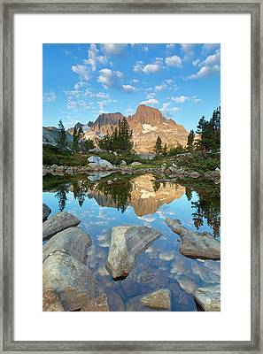 Usa, California, Inyo National Forest Framed Print by Jaynes Gallery