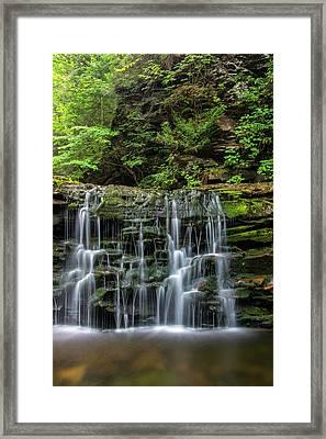 Usa, Pennsylvania, Benton Framed Print by Jaynes Gallery