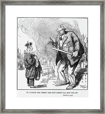 William H Framed Print by Granger