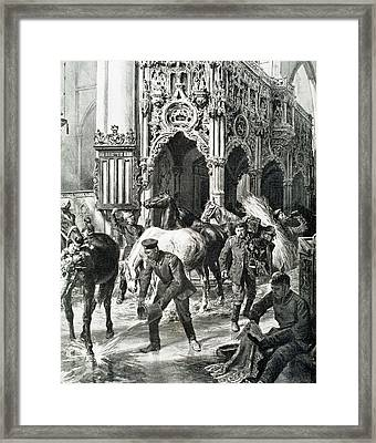 World War I (1914-1918 Framed Print